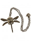 Antique Dragonfly Necklace, halloween costume (Antique Dragonfly Necklace)