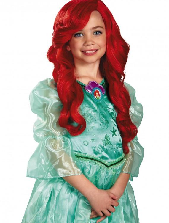 Ariel Child Wig, halloween costume (Ariel Child Wig)