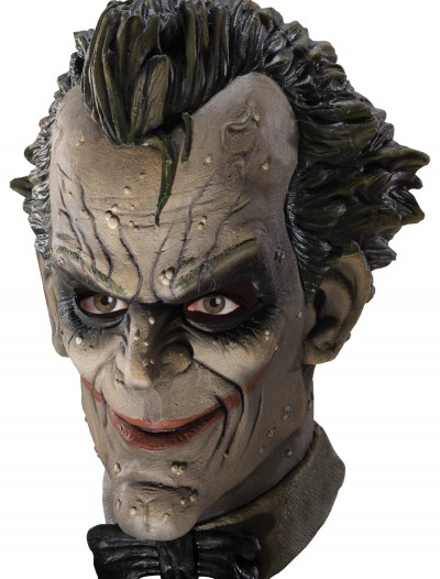 Arkham City Joker Latex Mask, halloween costume (Arkham City Joker Latex Mask)