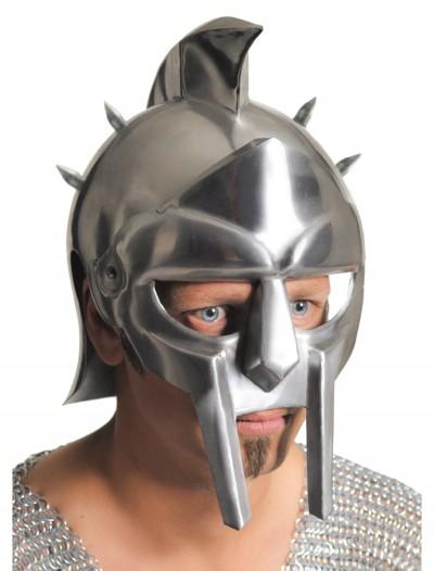 Armor Helmet Gladiator Maximus Decimus, halloween costume (Armor Helmet Gladiator Maximus Decimus)