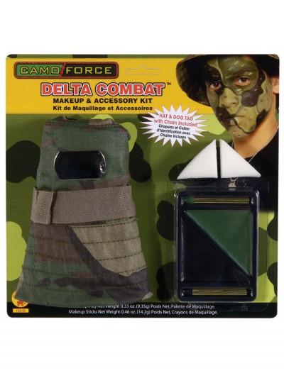 Army Combat Makeup Kit, halloween costume (Army Combat Makeup Kit)