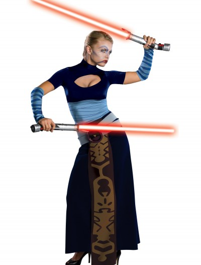 Asajj Ventress Adult Costume, halloween costume (Asajj Ventress Adult Costume)