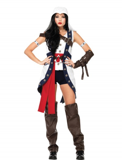 Assassin's Creed Connor Girl Costume, halloween costume (Assassin's Creed Connor Girl Costume)