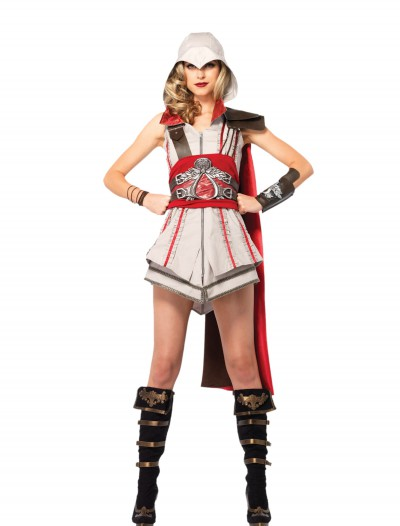 Assassin's Creed Ezio Girl Adult Costume, halloween costume (Assassin's Creed Ezio Girl Adult Costume)