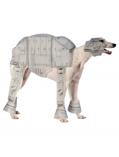 AT-AT Imperial Walker Pet Costume, halloween costume (AT-AT Imperial Walker Pet Costume)