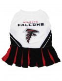Atlanta Falcons Dog Cheerleader Outfit, halloween costume (Atlanta Falcons Dog Cheerleader Outfit)