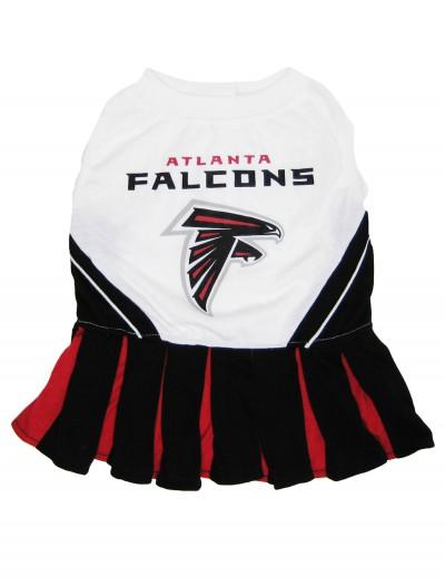 Atlanta Falcons Dog Cheerleader Outfit, halloween costume (Atlanta Falcons Dog Cheerleader Outfit)