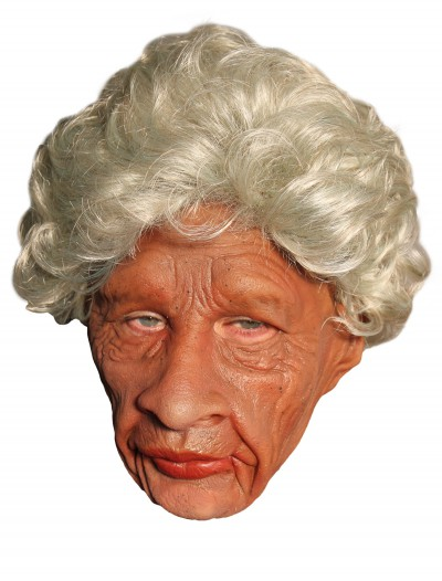 Auntie Mask, halloween costume (Auntie Mask)