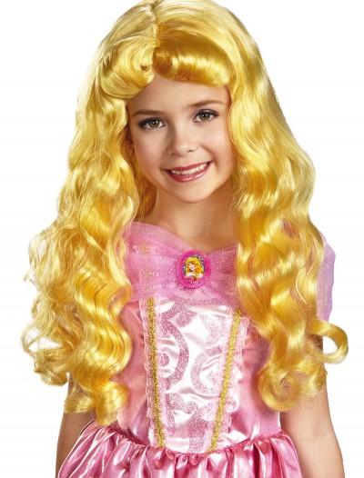 Aurora Child Wig, halloween costume (Aurora Child Wig)