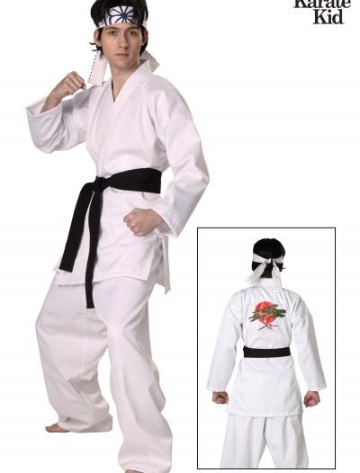 Authentic Karate Kid Daniel San Costume, halloween costume (Authentic Karate Kid Daniel San Costume)