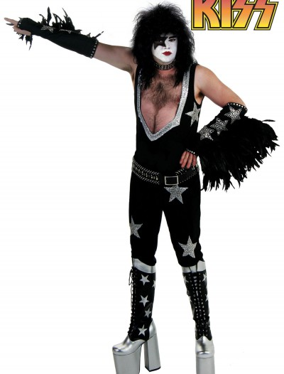 Authentic Paul Stanley Costume, halloween costume (Authentic Paul Stanley Costume)