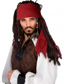 Authentic Pirate Wig, halloween costume (Authentic Pirate Wig)