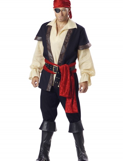 Authentic Plus Size Pirate Costume, halloween costume (Authentic Plus Size Pirate Costume)