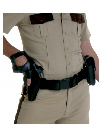 Authentic Police Belt, halloween costume (Authentic Police Belt)