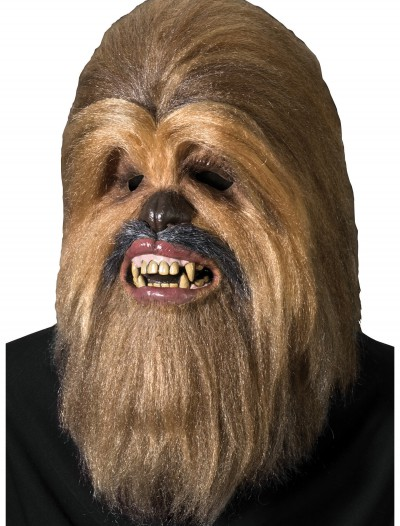 Authentic Supreme Edition Chewbacca Mask, halloween costume (Authentic Supreme Edition Chewbacca Mask)