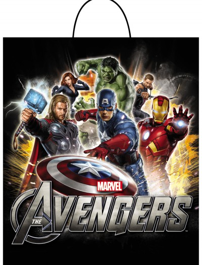 Avengers Treat Bag, halloween costume (Avengers Treat Bag)