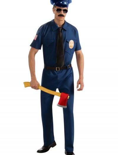 Axe Cop Costume, halloween costume (Axe Cop Costume)