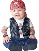 Baby Born to be Wild Biker Costume, halloween costume (Baby Born to be Wild Biker Costume)