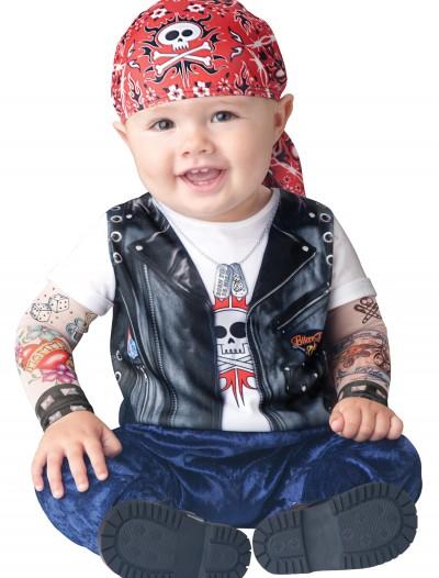 Baby Born to be Wild Biker Costume, halloween costume (Baby Born to be Wild Biker Costume)