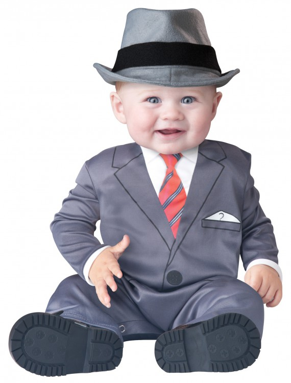 Baby Business Costume, halloween costume (Baby Business Costume)