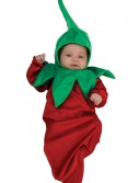 Baby Chili Pepper Bunting, halloween costume (Baby Chili Pepper Bunting)