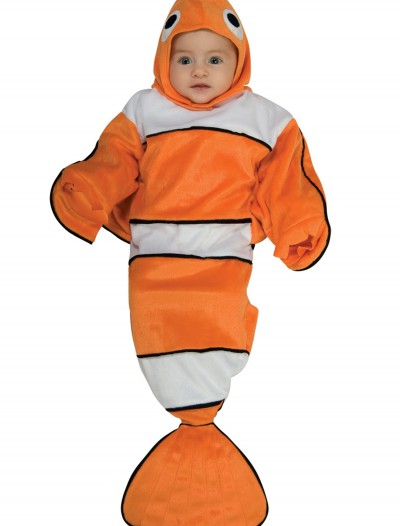 Baby Clown Fish Costume, halloween costume (Baby Clown Fish Costume)