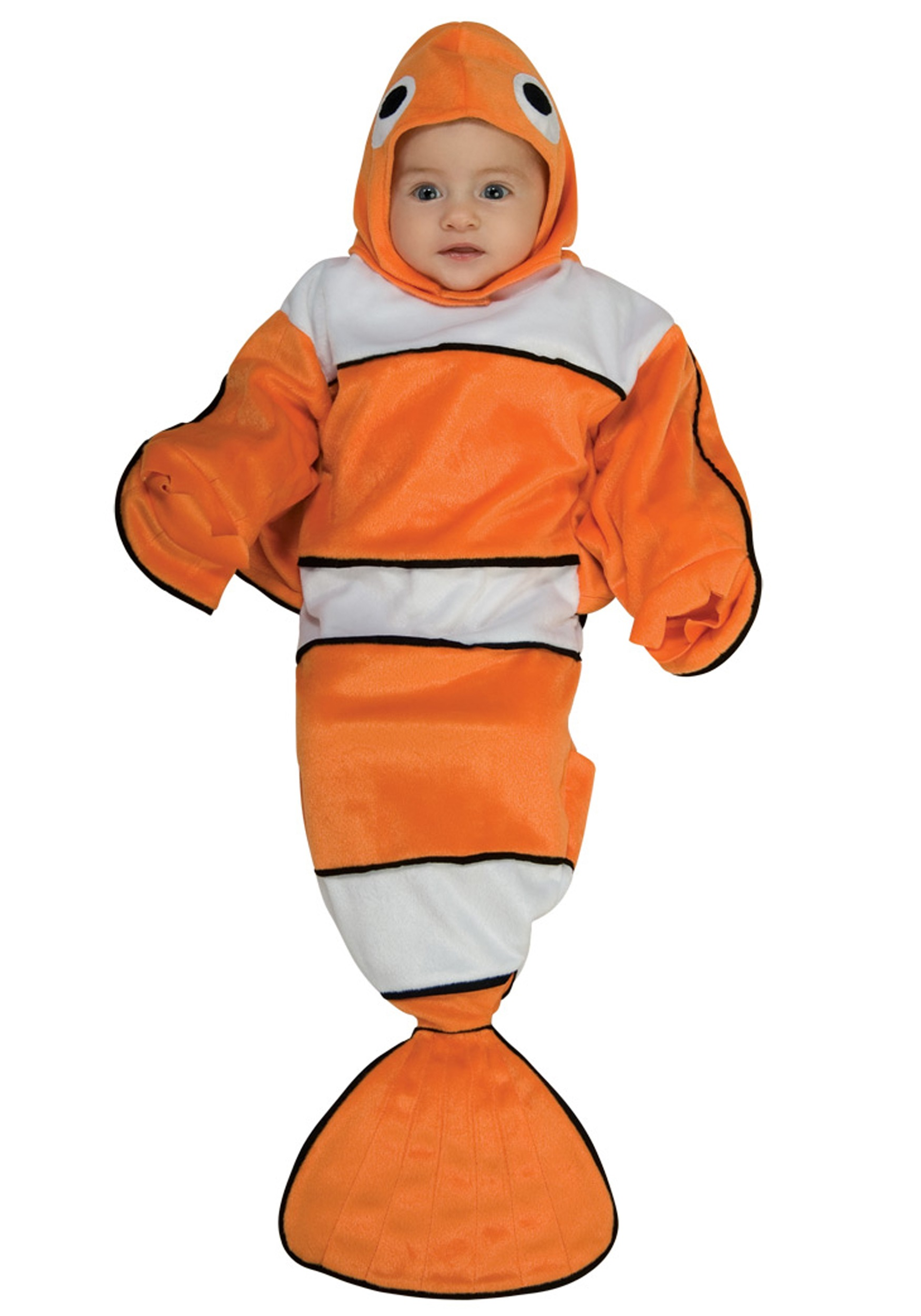 Baby Clown Fish Costume  sc 1 st  Halloween Costumes : sea creature costumes for kids  - Germanpascual.Com