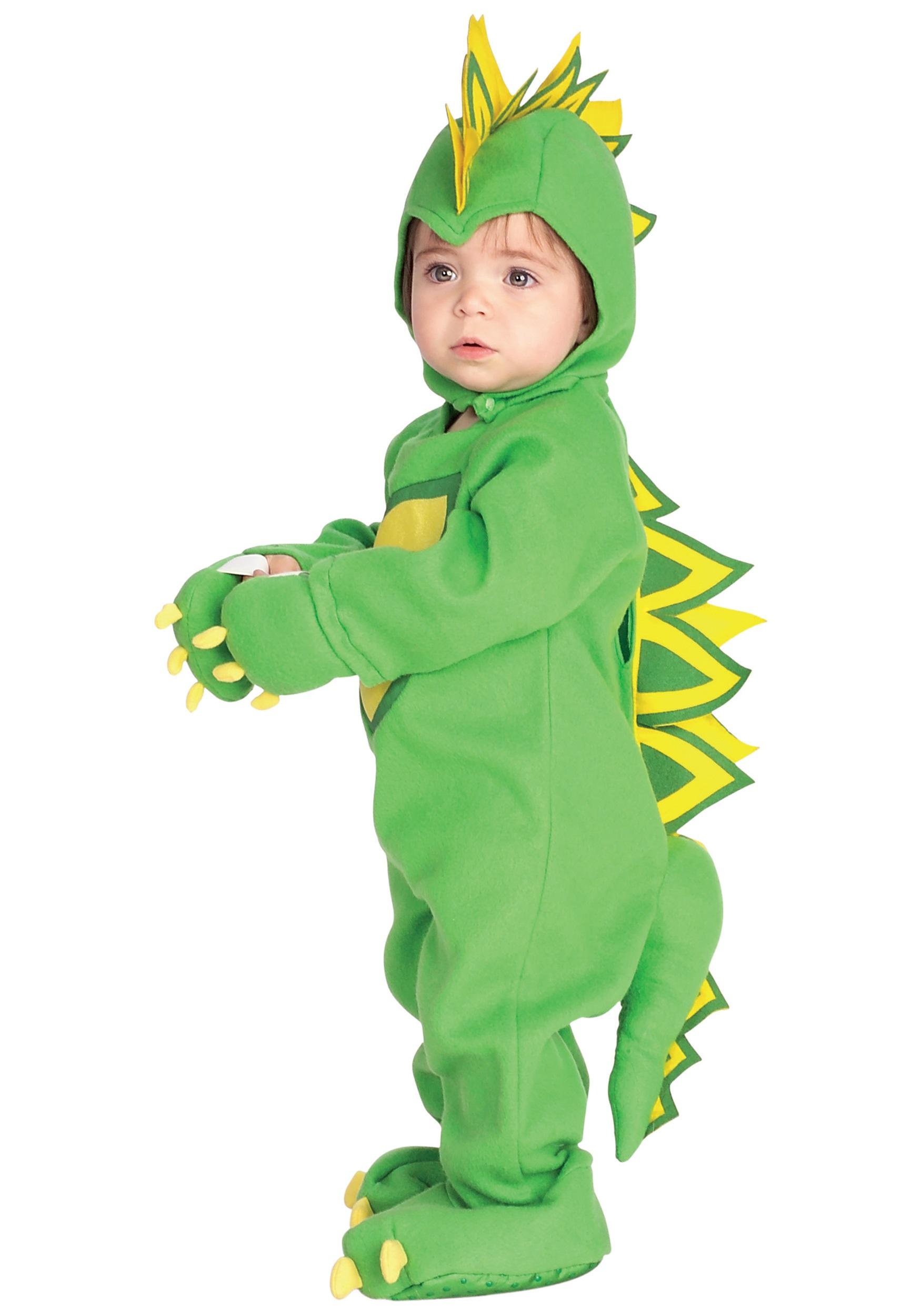 baby dragon dinosaur costume - halloween costumes