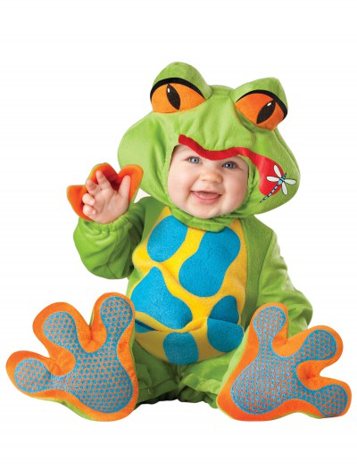 Baby Lil Froggy Costume, halloween costume (Baby Lil Froggy Costume)