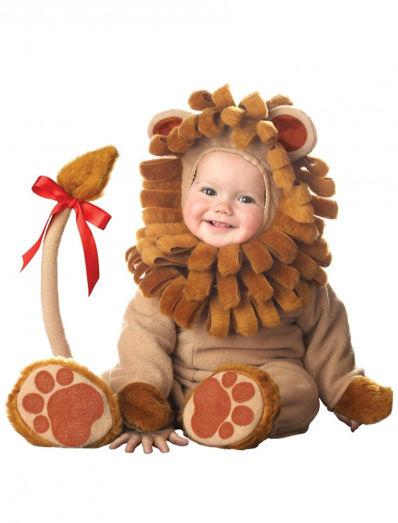 Baby Lion Cub Costume, halloween costume (Baby Lion Cub Costume)