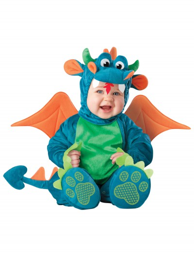 Baby Plush Dragon Costume, halloween costume (Baby Plush Dragon Costume)