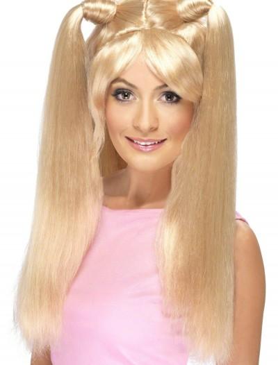 Baby Power Wig, halloween costume (Baby Power Wig)