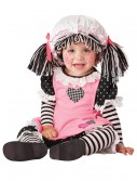 Baby Rag Doll Costume, halloween costume (Baby Rag Doll Costume)