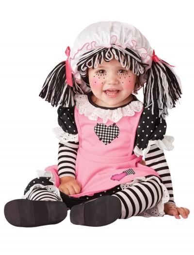 Baby Rag Doll Costume, halloween costume (Baby Rag Doll Costume)