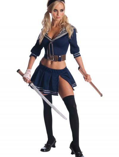 Babydoll Sucker Punch Costume, halloween costume (Babydoll Sucker Punch Costume)