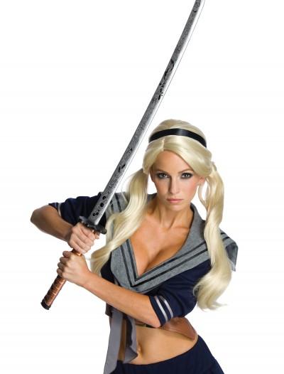 Babydoll Sword, halloween costume (Babydoll Sword)