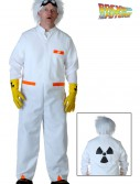 Back to the Future Doc Brown Costume, halloween costume (Back to the Future Doc Brown Costume)