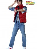 Back to the Future Marty McFly Costume, halloween costume (Back to the Future Marty McFly Costume)