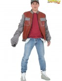 Back to the Future Marty McFly Jacket, halloween costume (Back to the Future Marty McFly Jacket)