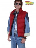 Back to the Future Marty McFly Vest, halloween costume (Back to the Future Marty McFly Vest)