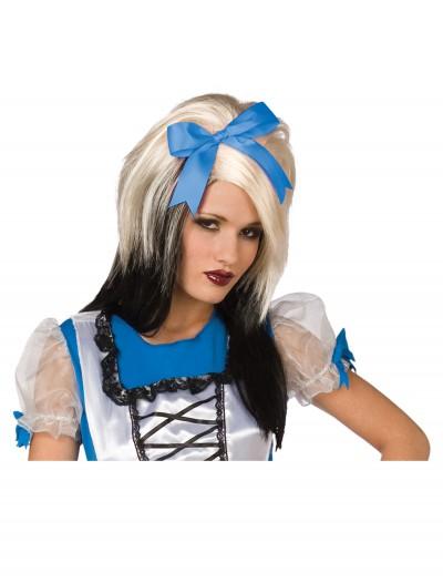 Bad Alice Wig, halloween costume (Bad Alice Wig)
