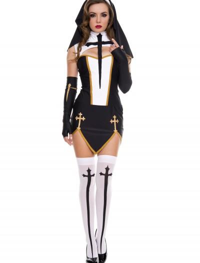 Bad Habit Nun Costume, halloween costume (Bad Habit Nun Costume)