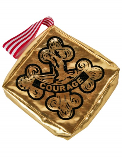 Badge of Courage Purse, halloween costume (Badge of Courage Purse)