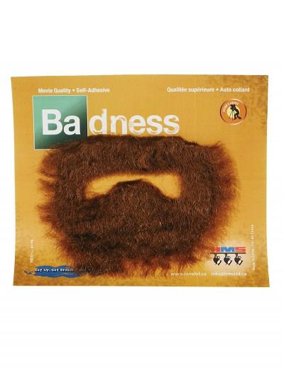 Badness Goatee, halloween costume (Badness Goatee)