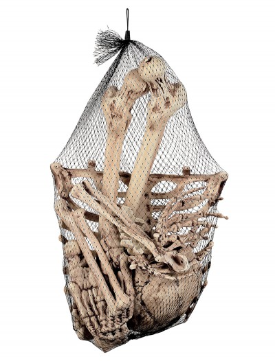 Bag of Bones, halloween costume (Bag of Bones)