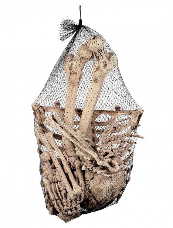 Bag of bones halloween costumes for Bag of bones halloween decoration