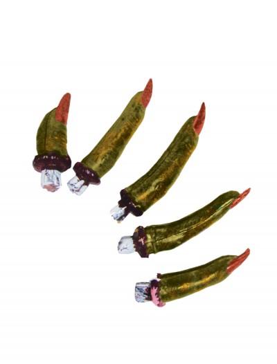 Bag of Fingers, halloween costume (Bag of Fingers)