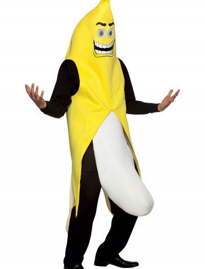 Banana Flasher Costume, halloween costume (Banana Flasher Costume)