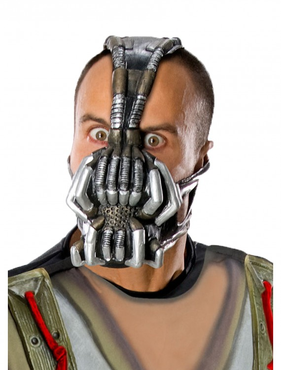 Bane Adult Mask, halloween costume (Bane Adult Mask)