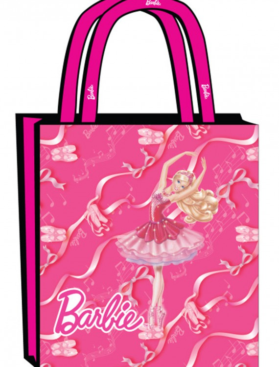 Barbie Trick or Treat Bag, halloween costume (Barbie Trick or Treat Bag)